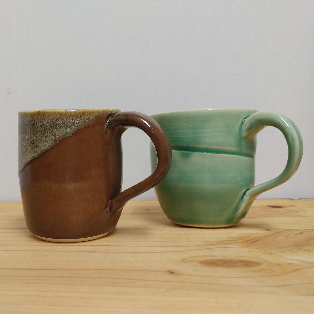 BrownGreen_Mugs